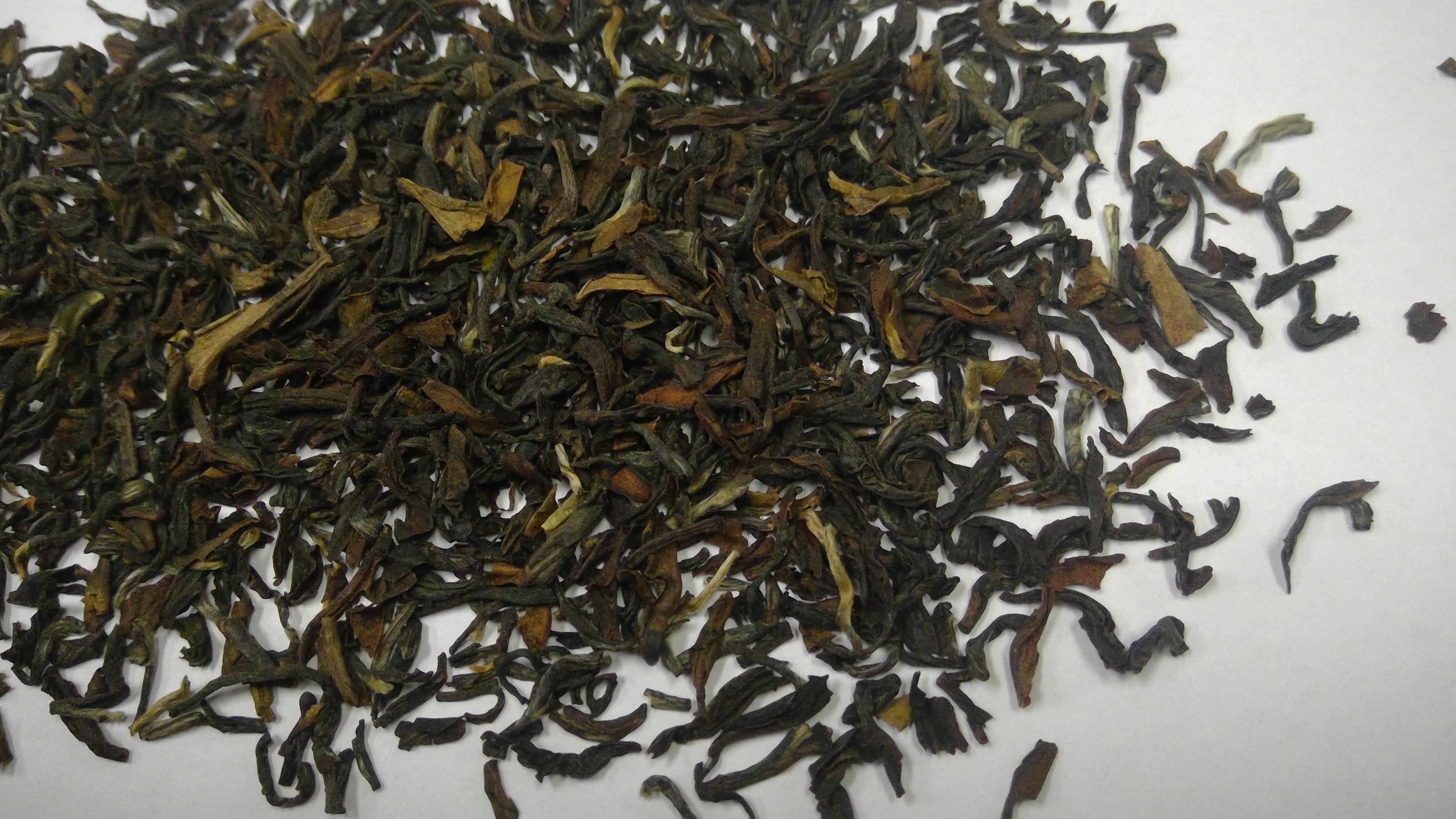 7C_乾燥茶葉