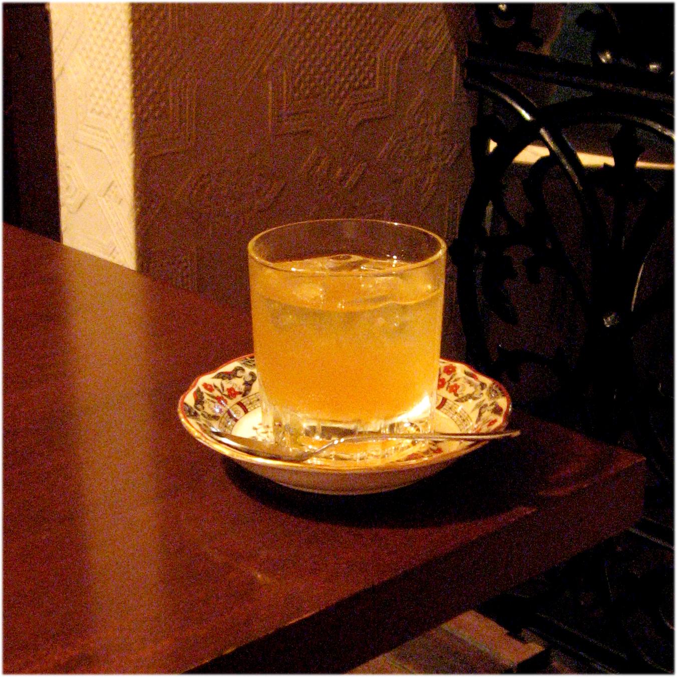 紅茶のカクテル2